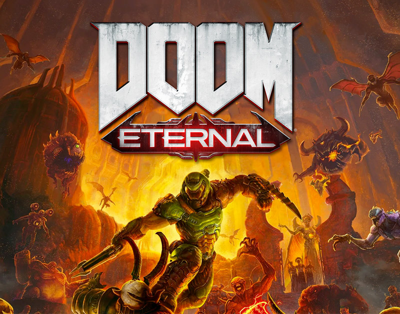 DOOM Eternal Standard Edition (Xbox One), The Ending Credits, theendingcredits.com