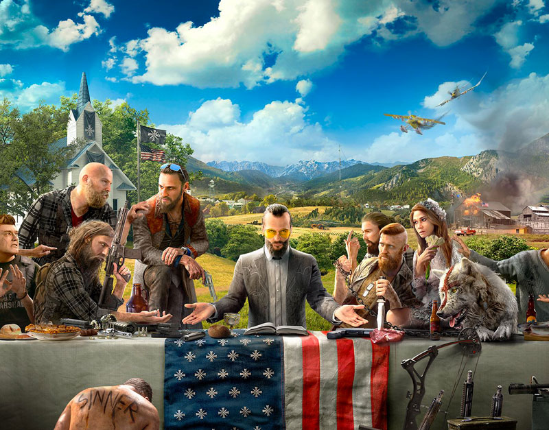 Far Cry 5 - Gold Edition (Xbox One), The Ending Credits, theendingcredits.com