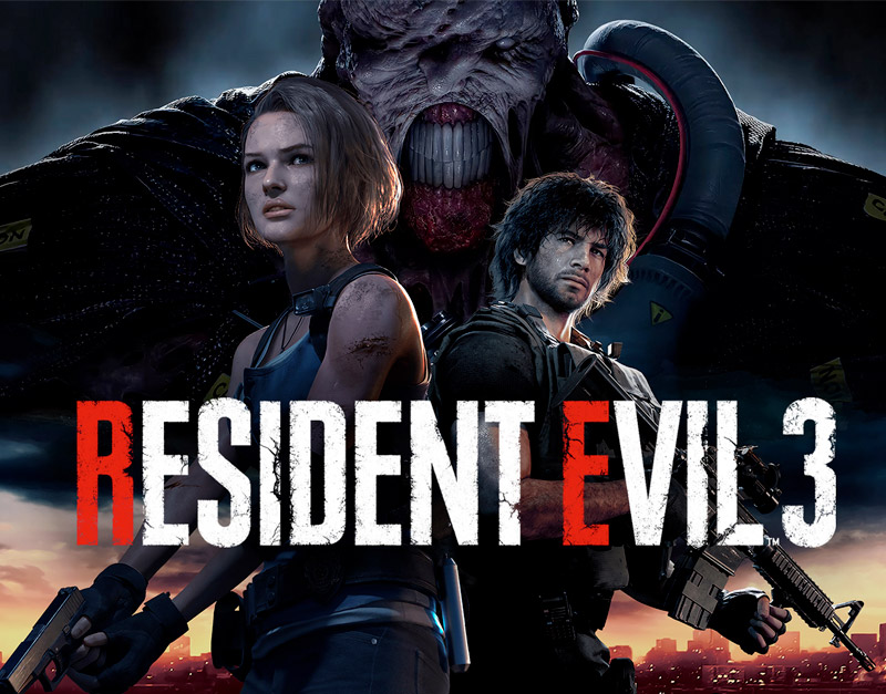Resident Evil 3 (Xbox One), The Ending Credits, theendingcredits.com