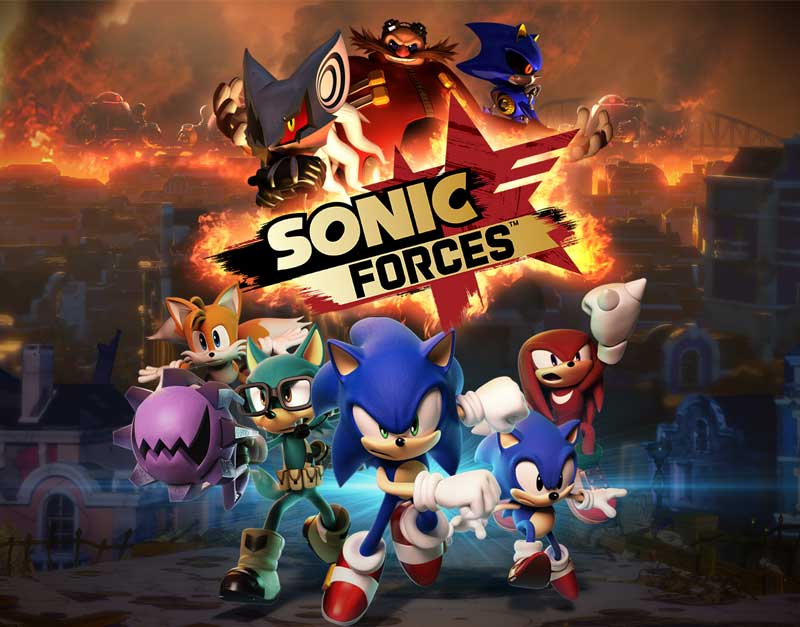 SONIC FORCES™ Digital Standard Edition (Xbox Game EU), The Ending Credits, theendingcredits.com