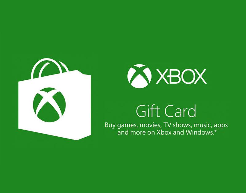 Xbox Live Gift Card, The Ending Credits, theendingcredits.com